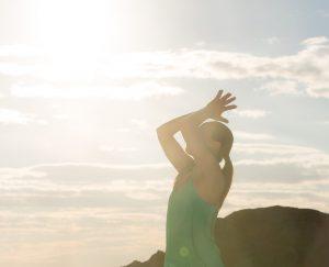 太陽礼拝ヨガワークショップ