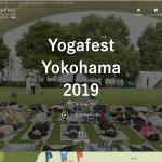 Yogafest Yokohama 2019 出演決定